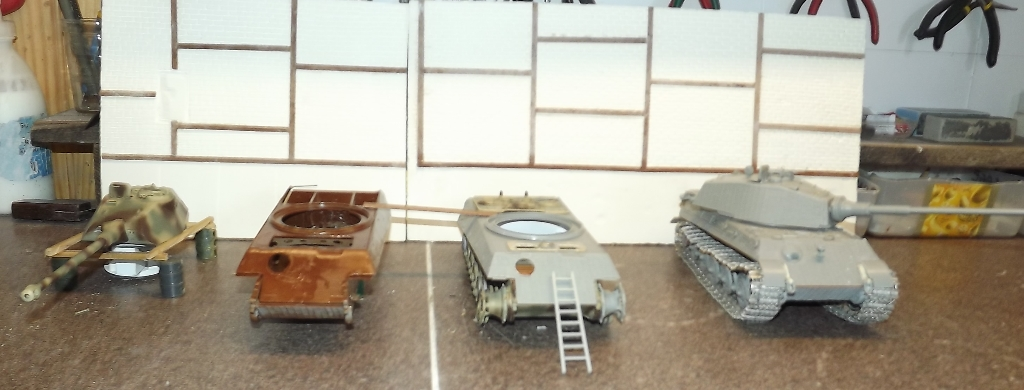 Usine de construction de Tigre 2....1/35 510