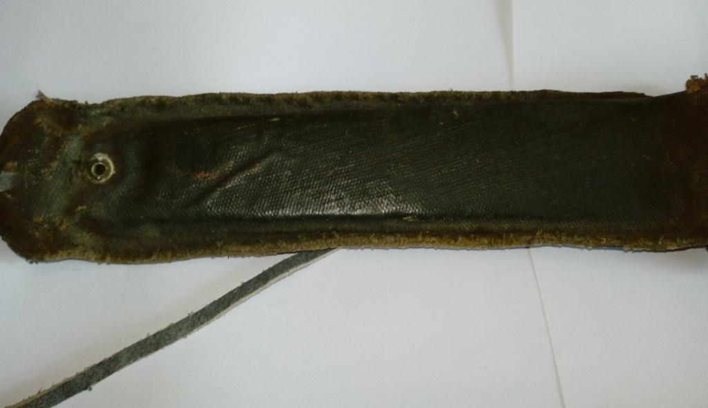Baïonnette américaine P17 (Certainement Rémington) recoupée Coutea14