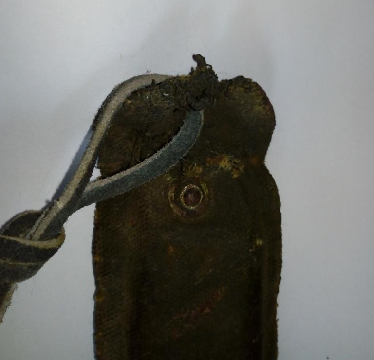 Baïonnette américaine P17 (Certainement Rémington) recoupée Coutea19