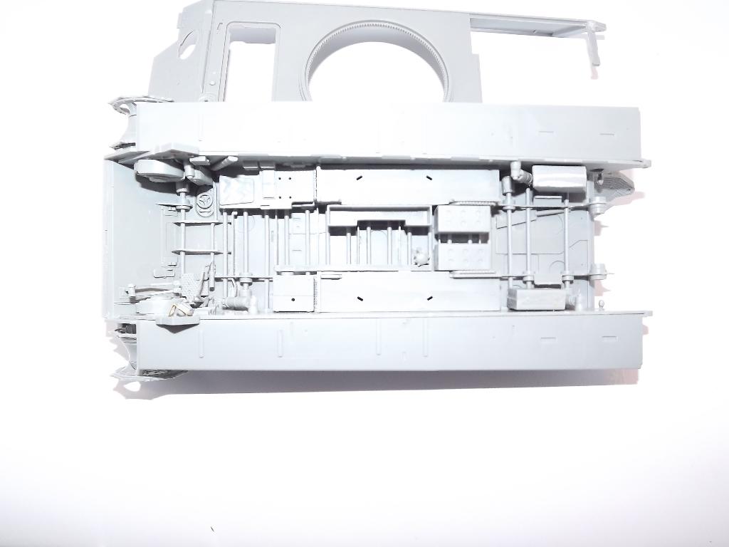 Tigre II full interior - Takom - 1/35 Dscf3913