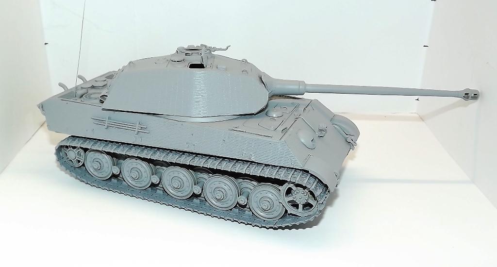 Tigre 2 - Tamiya 1/35 Dscf3944