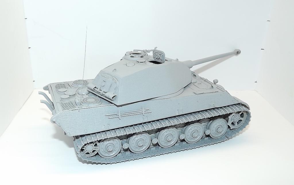 Tigre 2 - Tamiya 1/35 Dscf3945