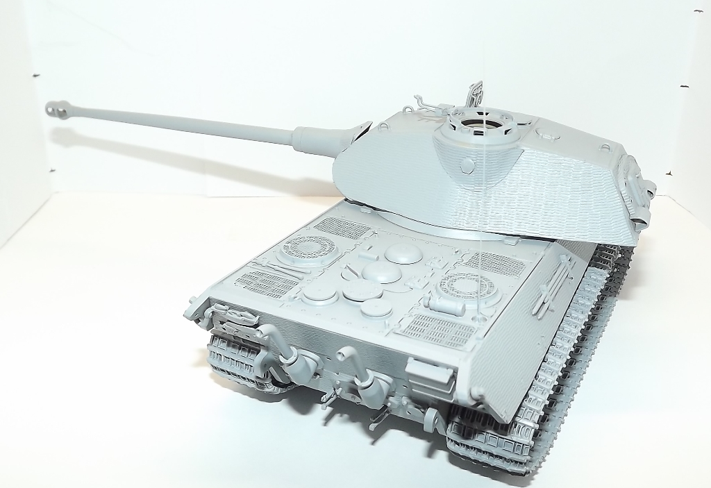 Tigre 2 - Tamiya 1/35 Dscf3946