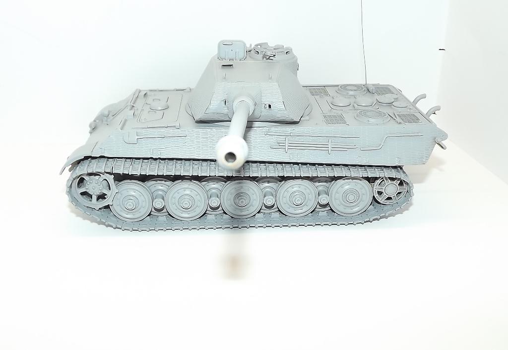Tigre 2 - Tamiya 1/35 Dscf3947