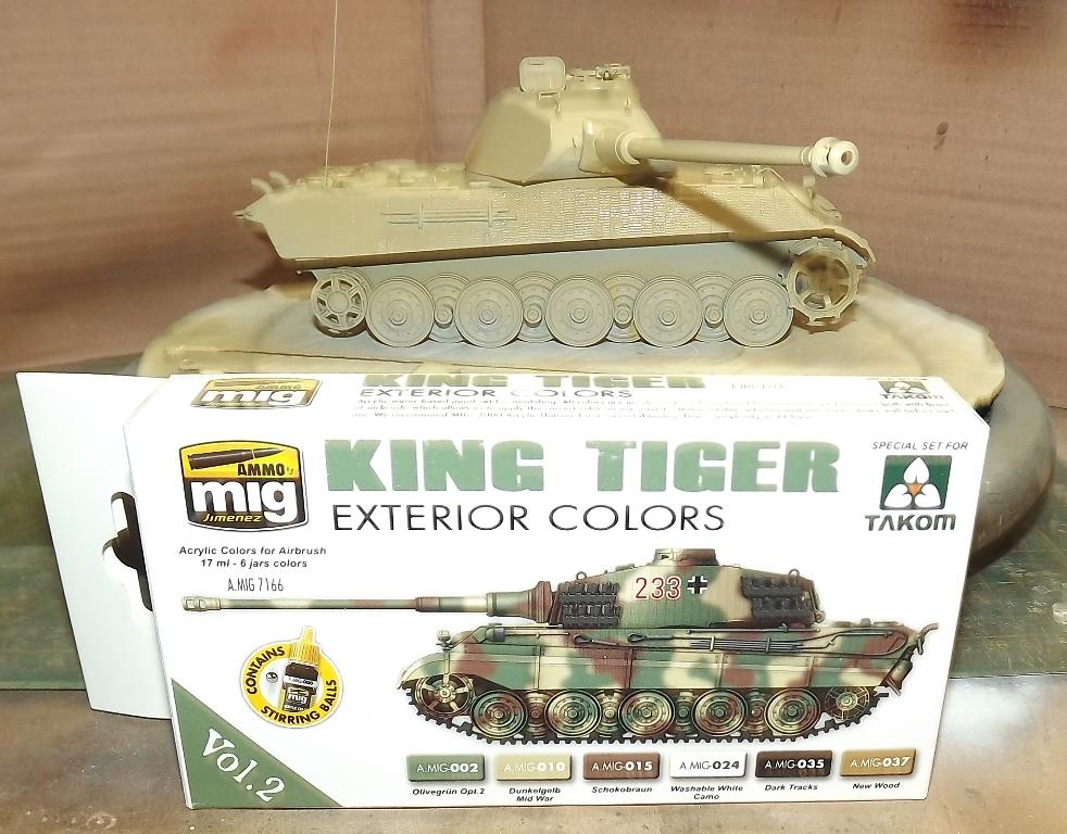 Tigre 2 - Tamiya 1/35 Dscf3950