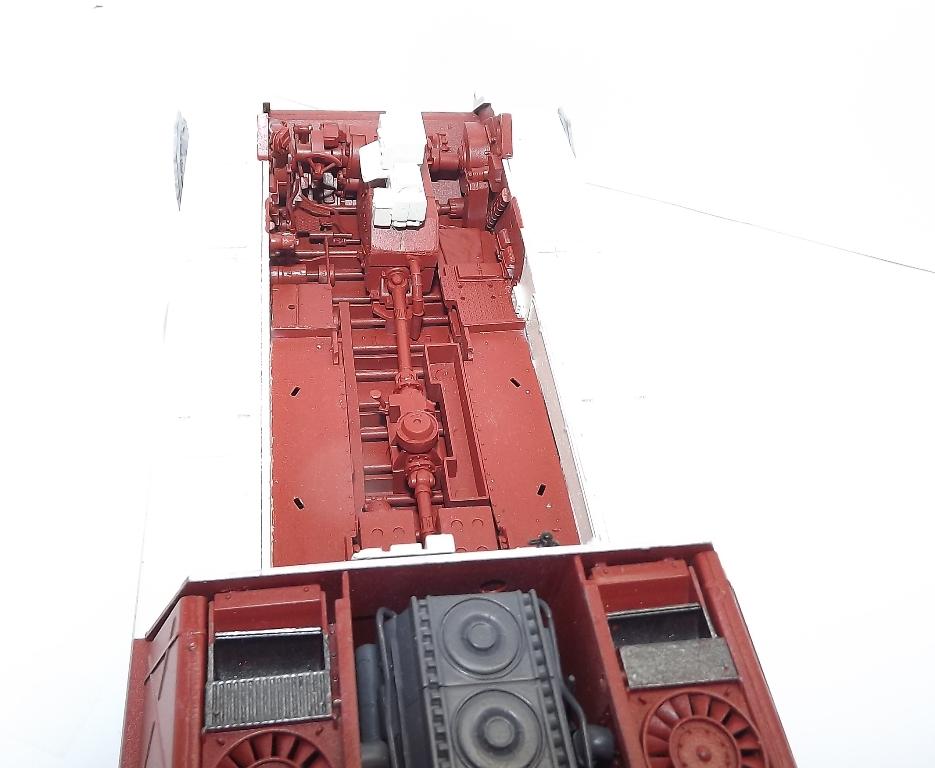 Tigre II full interior - Takom - 1/35 Dscf3956