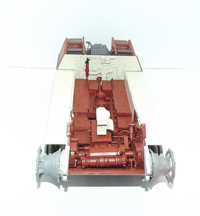 Tigre II full interior - Takom - 1/35 Dscf3958