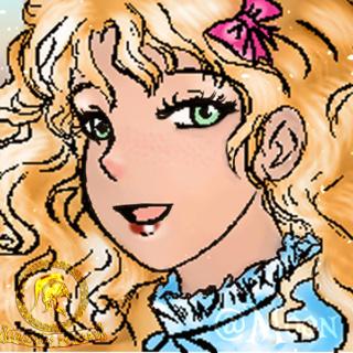 "Amazonas de Terry. Fanart No. 5 ""Candy "" por Magnolia Moon. Ccgf610"