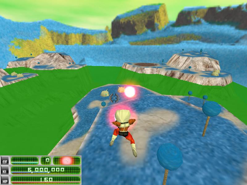 [Parche ECX]  Dragon Ball Z Saga de Freezer  v1.5 410