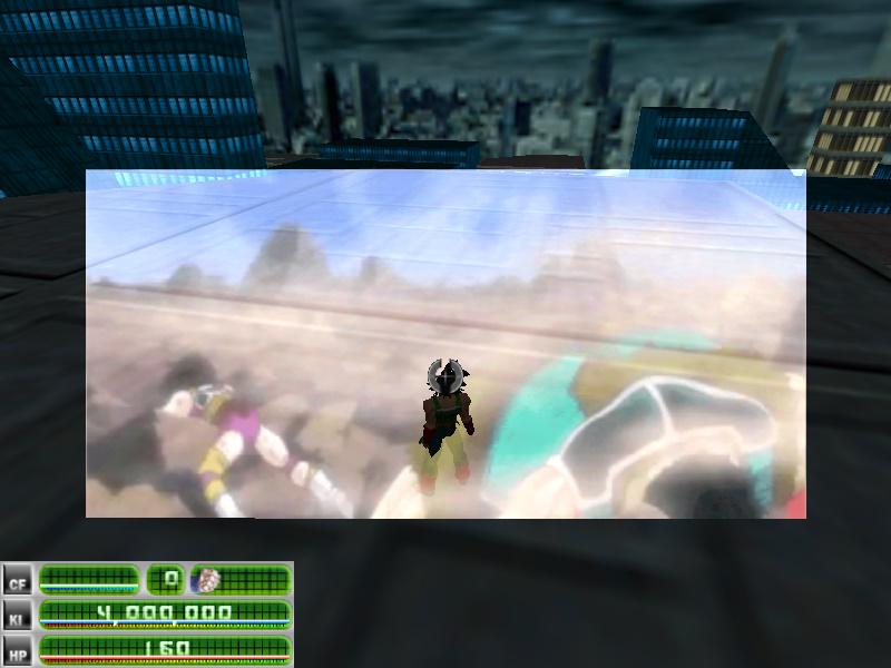 [Parche ECX]  Dragon Ball Z Saga de Freezer  v1.5 510