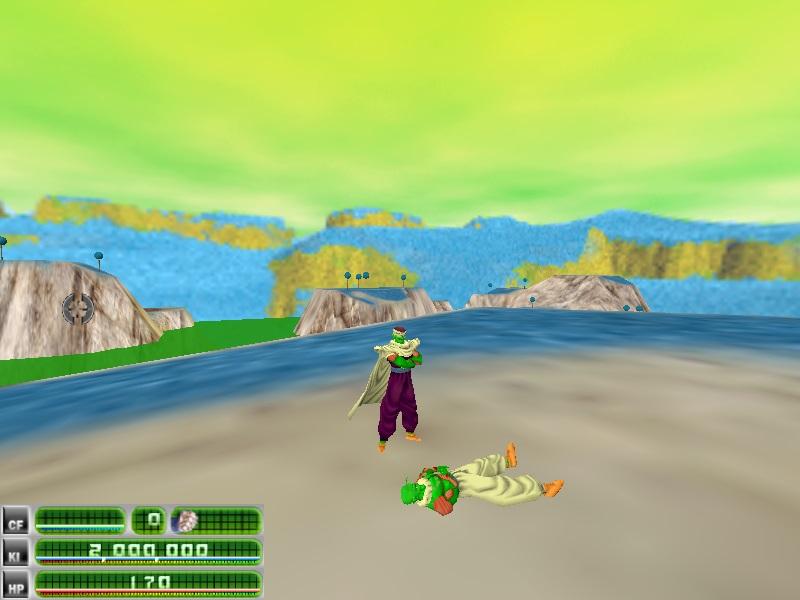 [Parche ECX]  Dragon Ball Z Saga de Freezer  v1.5 910