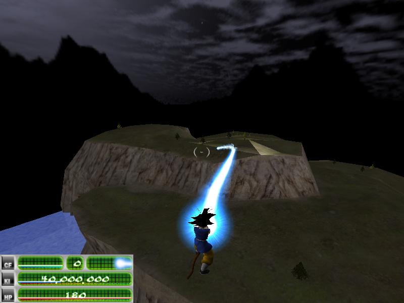 [Model con Amxx] Goku GT version 1.5 by Fedeblue and Nemix Ab10
