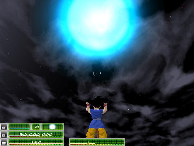 [Model con Amxx] Goku GT version 1.5 by Fedeblue and Nemix Abc10