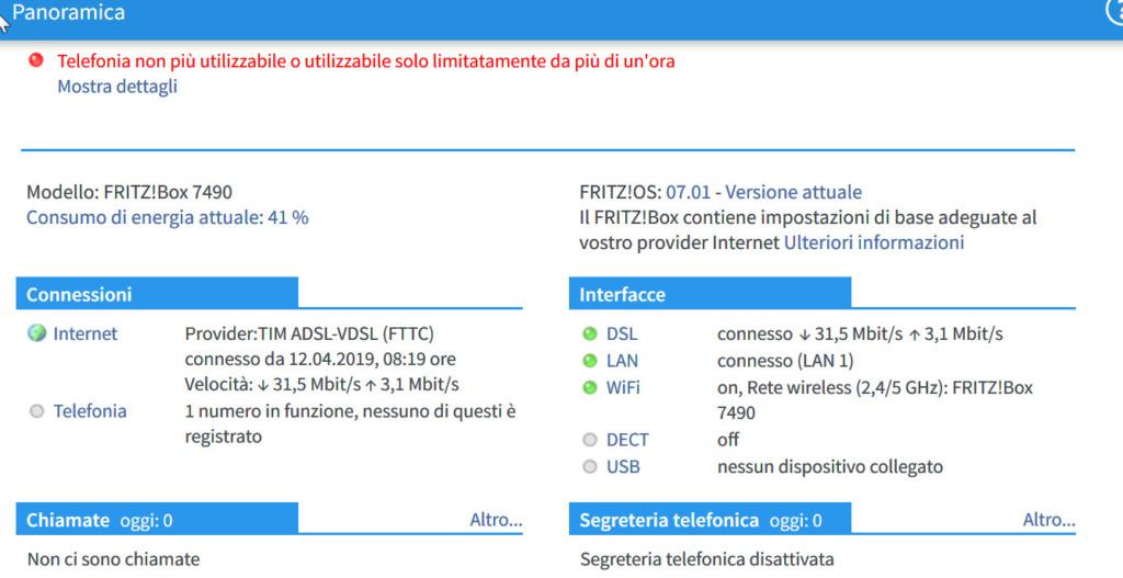FRITZ 7590 o Router Telecom offerta fibra - Pagina 3 Telefo12