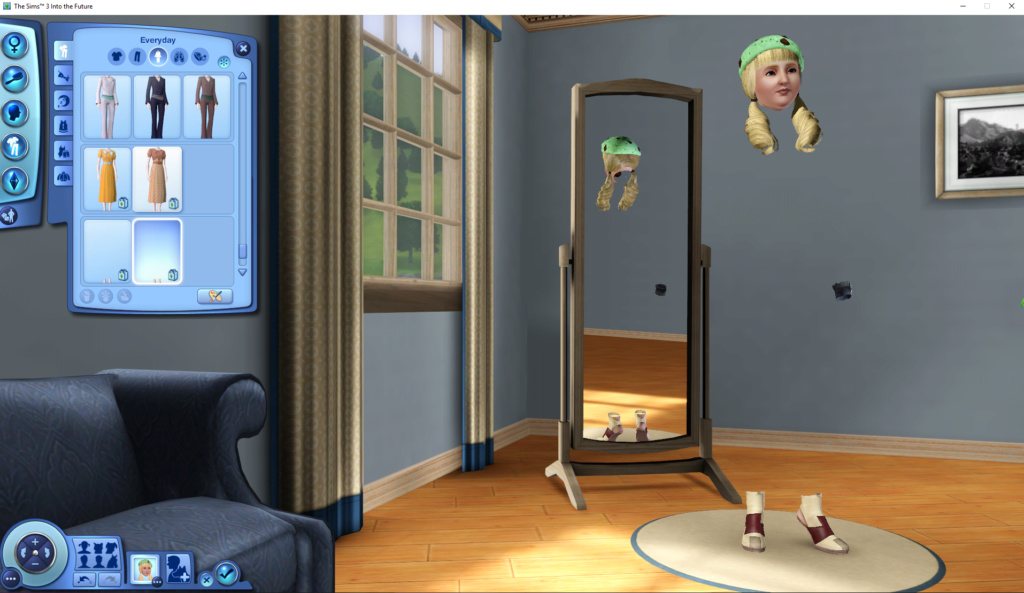 [Sims 3 Complete Store Collection Issues] Invisible Bodies Issue10