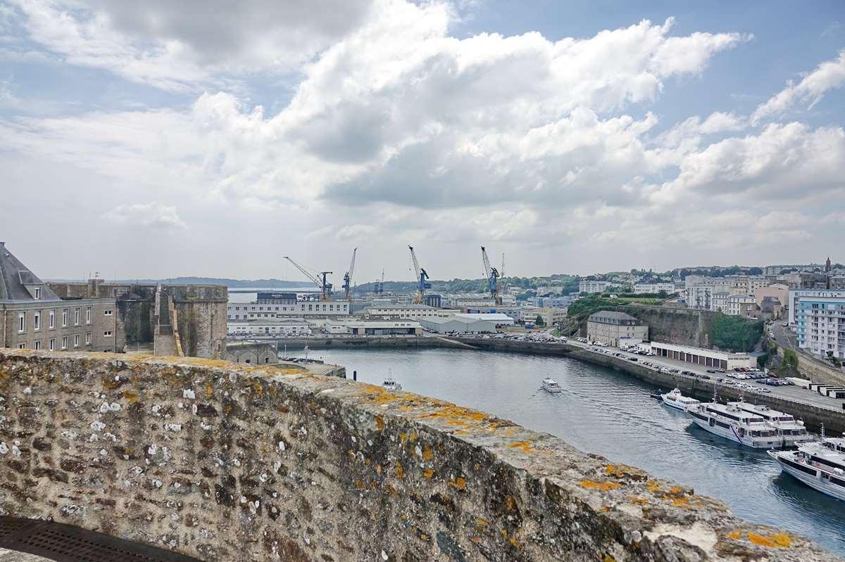 [Vie des ports] BREST Ports et rade - Volume 001 - Page 25 _co10078