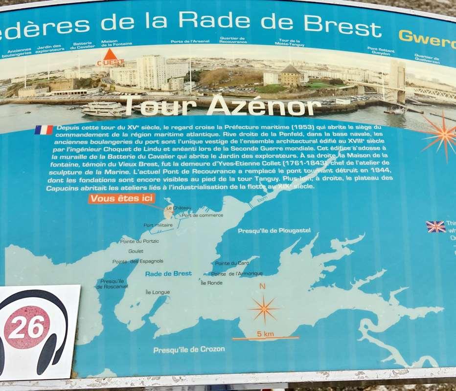 [Les ports militaires de métropole] Port de BREST - TOME 3 - Page 27 _co11189