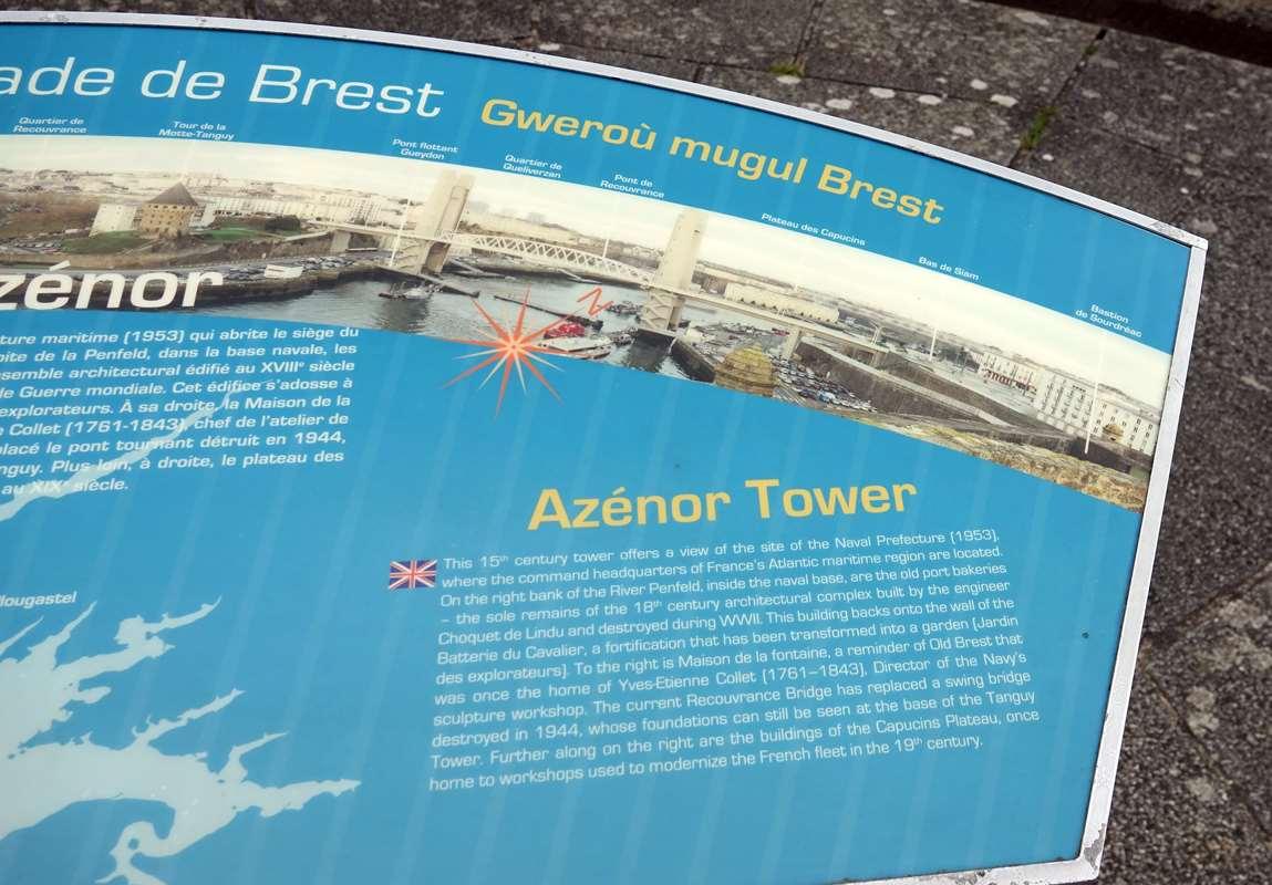 [Les ports militaires de métropole] Port de BREST - TOME 3 - Page 27 _co11190