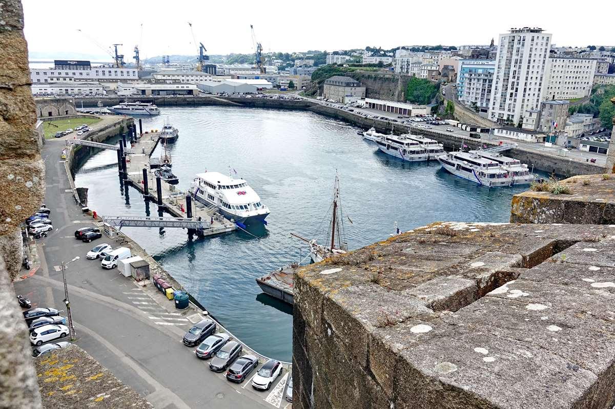[Les ports militaires de métropole] Port de BREST - TOME 3 - Page 27 _co11205