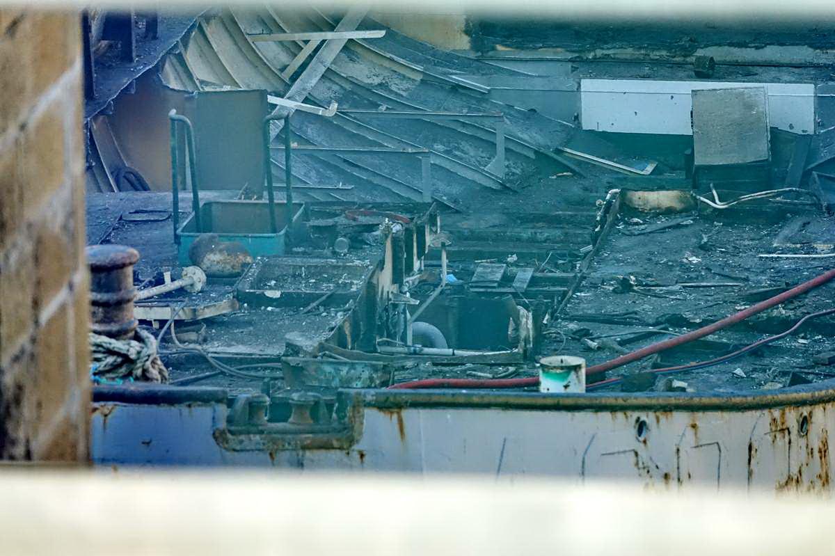 [Autre sujet Marine Nationale] Démantèlement, déconstruction des navires - TOME 2 - Page 24 _co12390