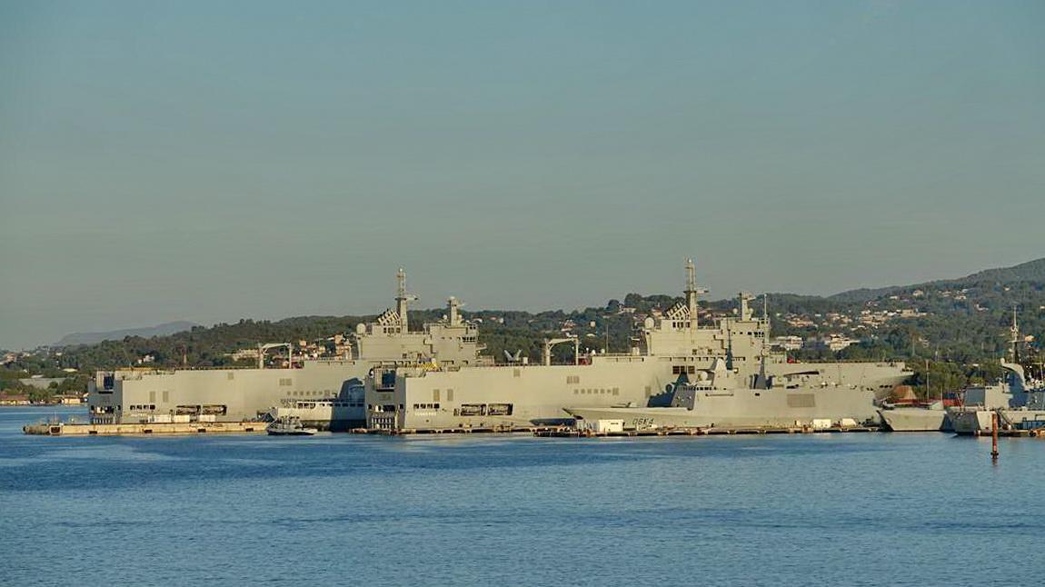 [Les ports militaires de métropole] Port de Toulon - TOME 1 - Page 5 _co13603