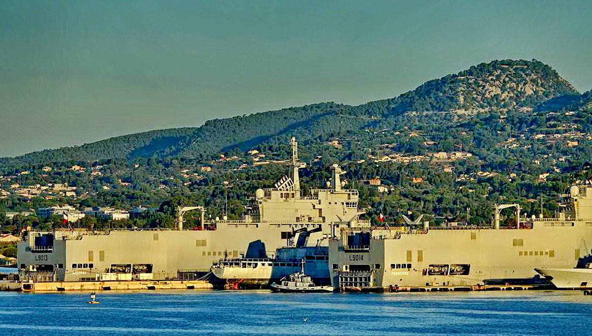 [Les ports militaires de métropole] Port de Toulon - TOME 1 - Page 5 _co13776