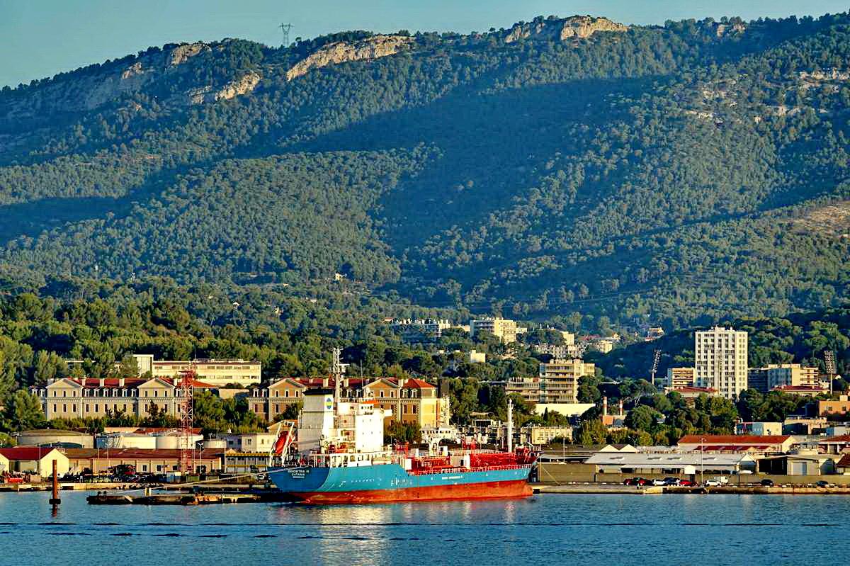 [Les ports militaires de métropole] Port de Toulon - TOME 1 - Page 5 _co14084