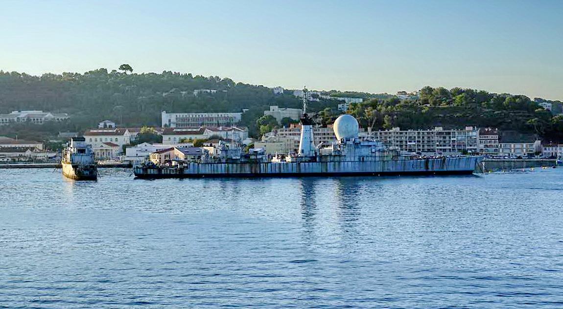 [Les ports militaires de métropole] Port de Toulon - TOME 1 - Page 5 _co14090
