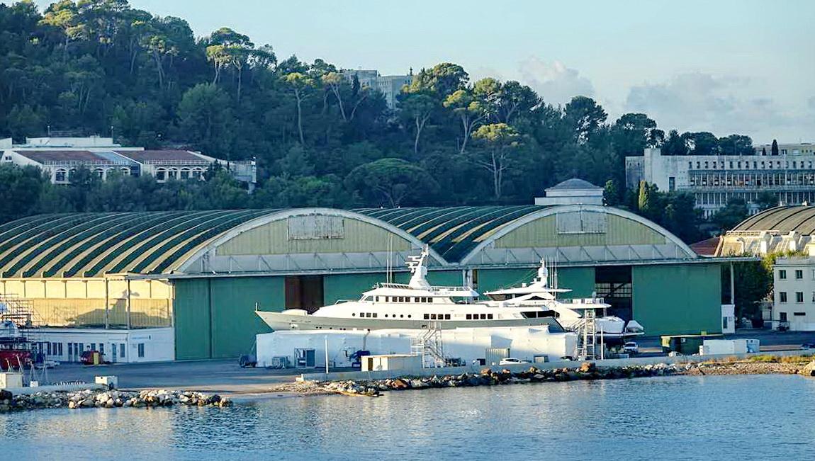 [Les ports militaires de métropole] Port de Toulon - TOME 1 - Page 6 _co14399