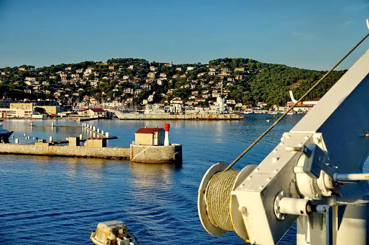 [Les ports militaires de métropole] Port de Toulon - TOME 1 - Page 6 _co14400