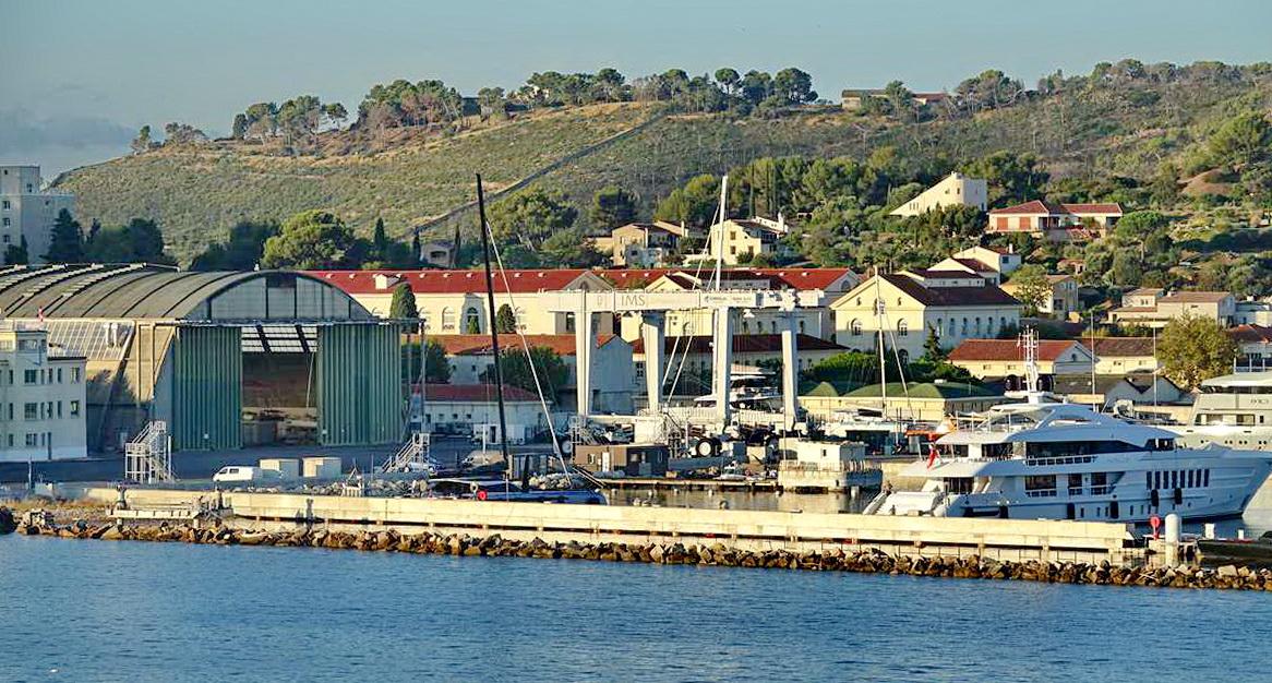 [Les ports militaires de métropole] Port de Toulon - TOME 1 - Page 6 _co14401
