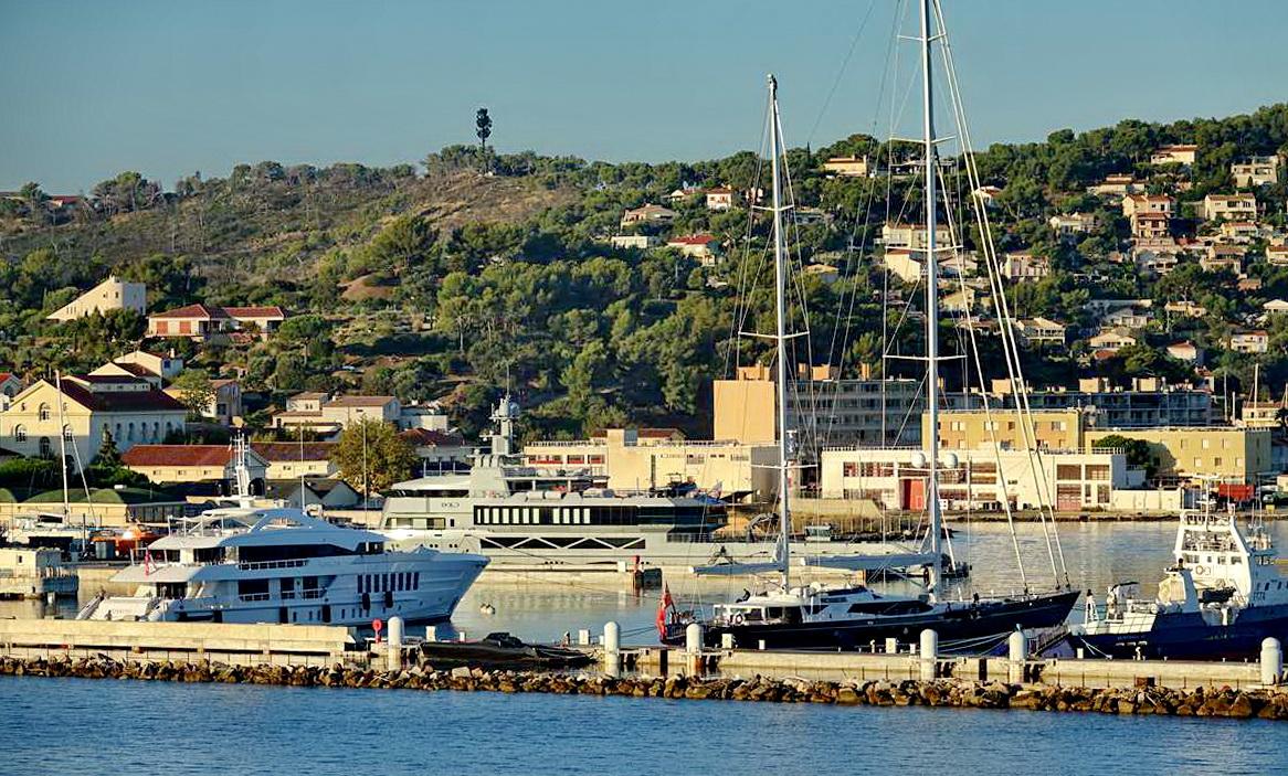 [Les ports militaires de métropole] Port de Toulon - TOME 1 - Page 6 _co14402
