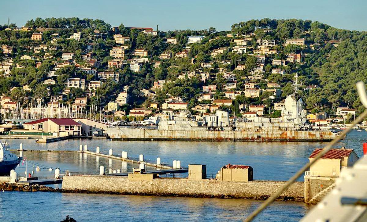 [Les ports militaires de métropole] Port de Toulon - TOME 1 - Page 6 _co14403