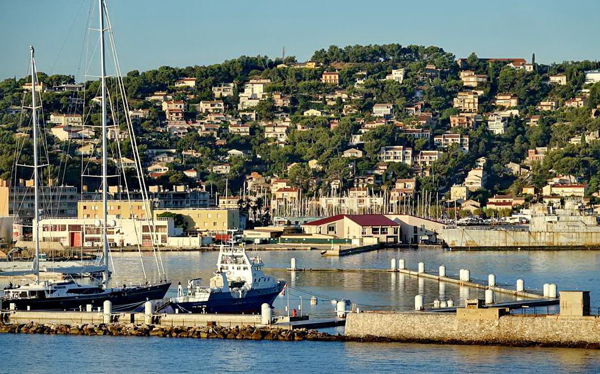 [Les ports militaires de métropole] Port de Toulon - TOME 1 - Page 6 _co14404