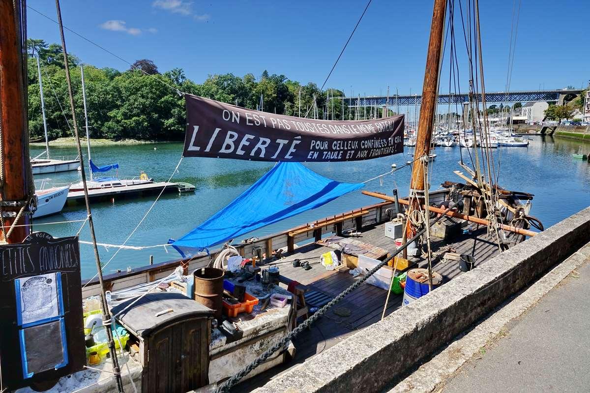 [Vie des ports] LE PORT DE DOUARNENEZ - Page 6 _cop2676