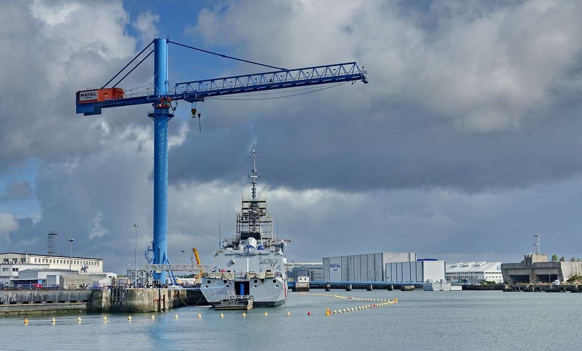 [Les ports militaires de métropole] Port de LORIENT - TOME 1 - Page 14 _cop2715