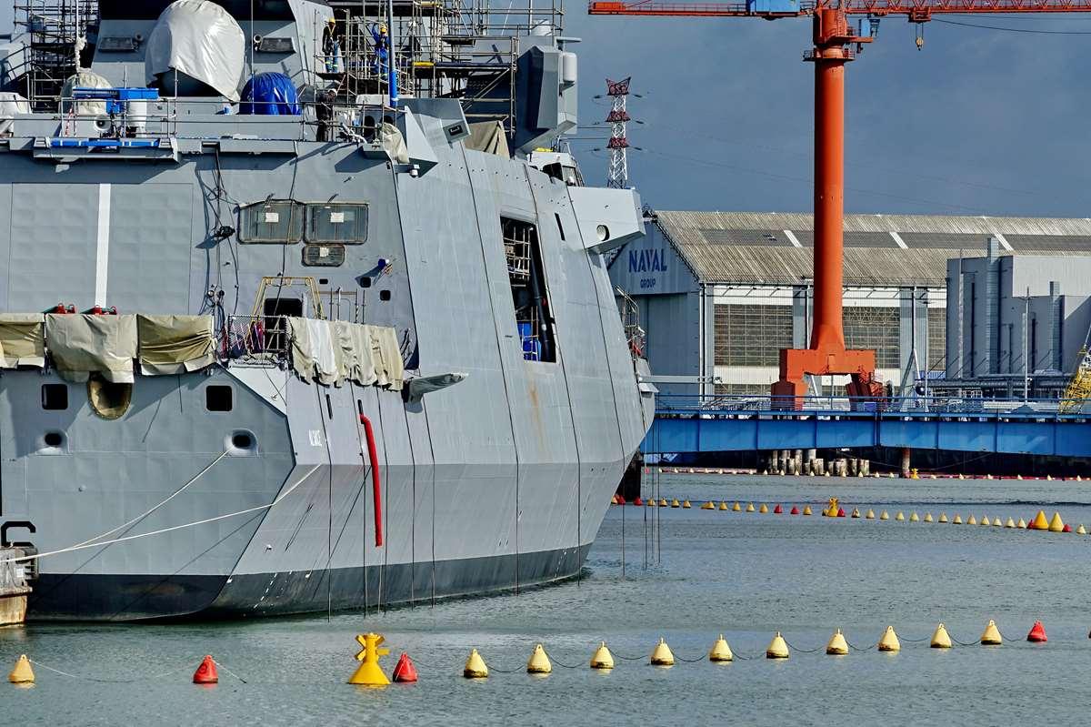 [Les ports militaires de métropole] Port de LORIENT - TOME 1 - Page 14 _cop2739