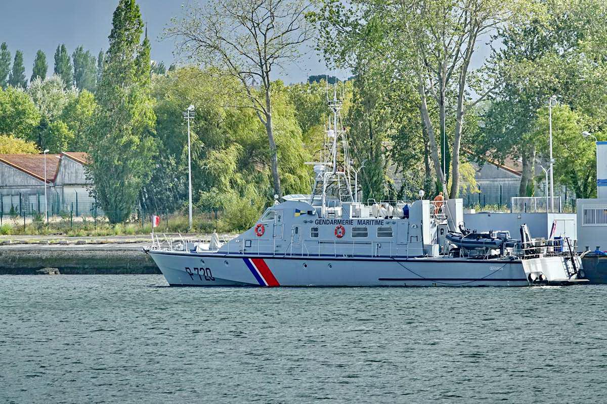 [Les ports militaires de métropole] Port de LORIENT - TOME 1 - Page 14 _cop2746