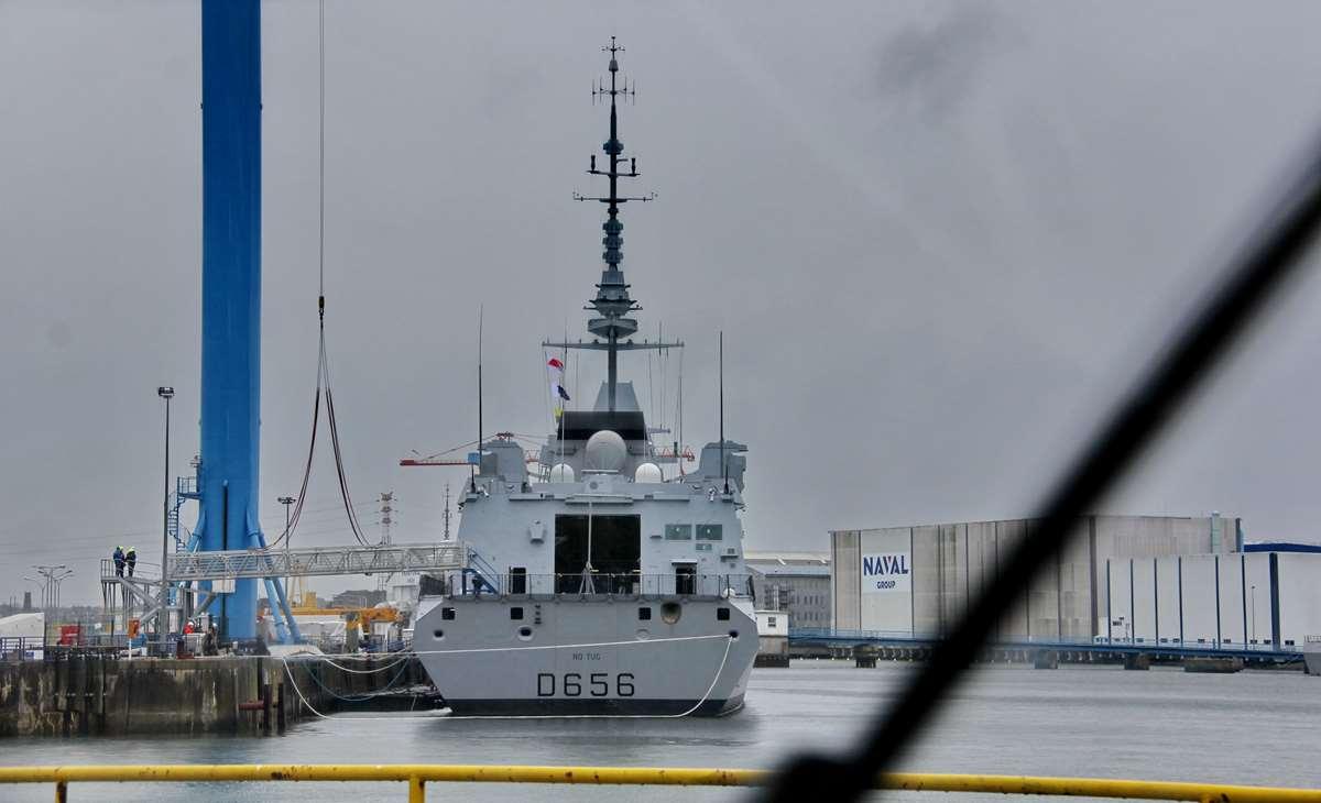 [Les ports militaires de métropole] Port de LORIENT - TOME 1 - Page 23 _cop3658