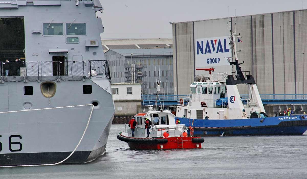 [Les ports militaires de métropole] Port de LORIENT - TOME 1 - Page 23 _cop3661