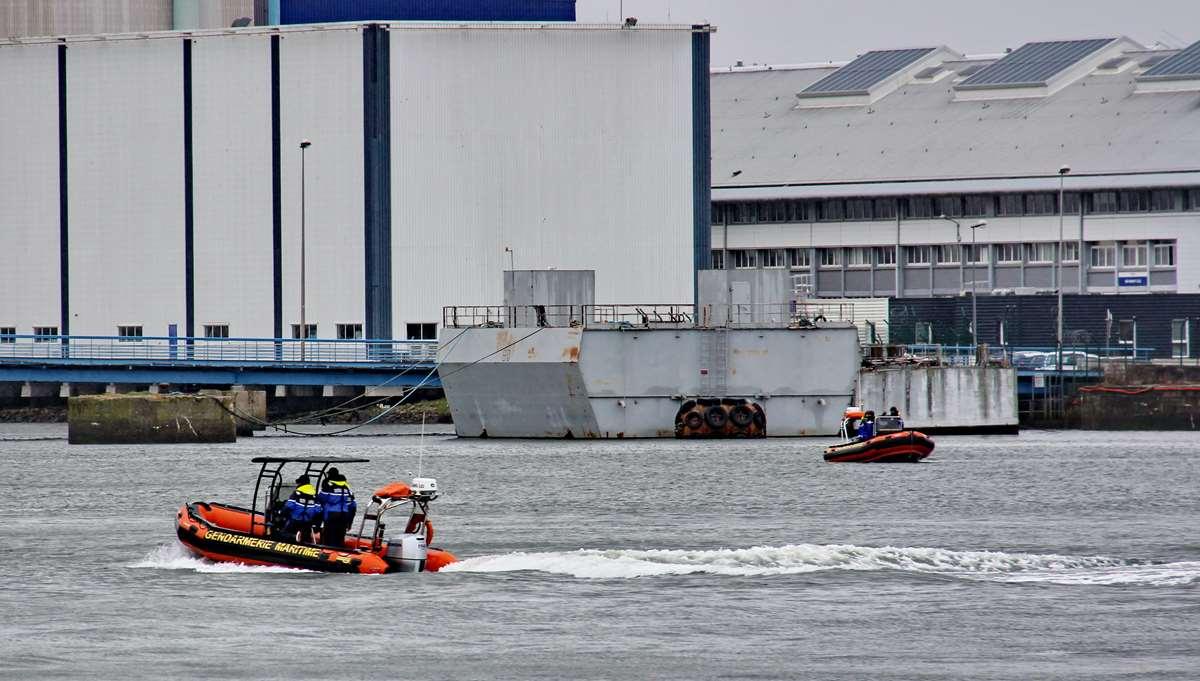 [Les ports militaires de métropole] Port de LORIENT - TOME 1 - Page 23 _cop3667
