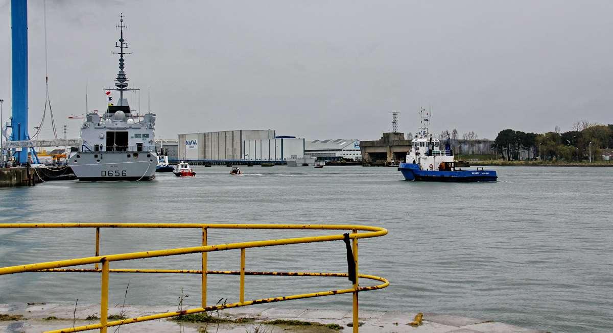 [Les ports militaires de métropole] Port de LORIENT - TOME 1 - Page 23 _cop3670