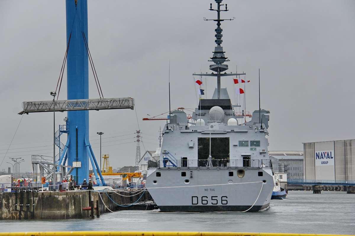 [Les ports militaires de métropole] Port de LORIENT - TOME 1 - Page 23 _cop3673