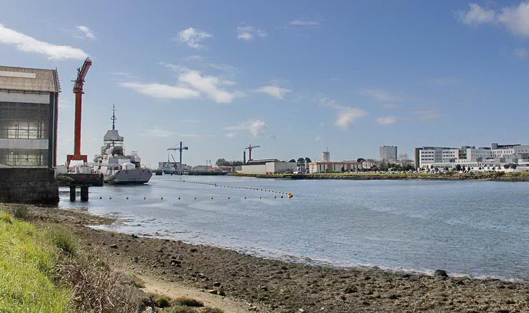 [Les ports militaires de métropole] Port de LORIENT - TOME 1 - Page 25 _cop3737