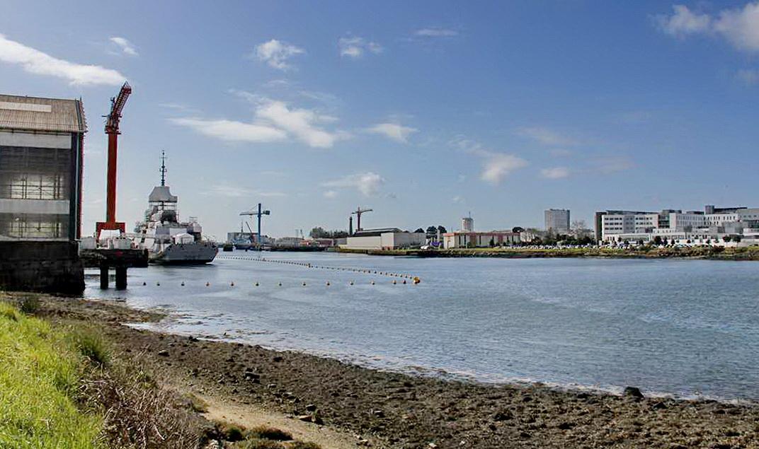[Les ports militaires de métropole] Port de LORIENT - TOME 1 - Page 25 _cop4165