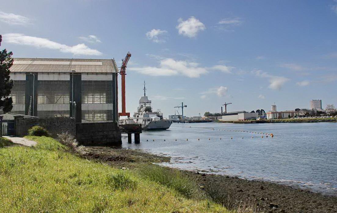 [Les ports militaires de métropole] Port de LORIENT - TOME 1 - Page 25 _cop4167
