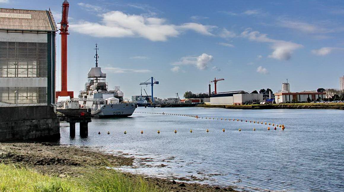[Les ports militaires de métropole] Port de LORIENT - TOME 1 - Page 25 _cop4168