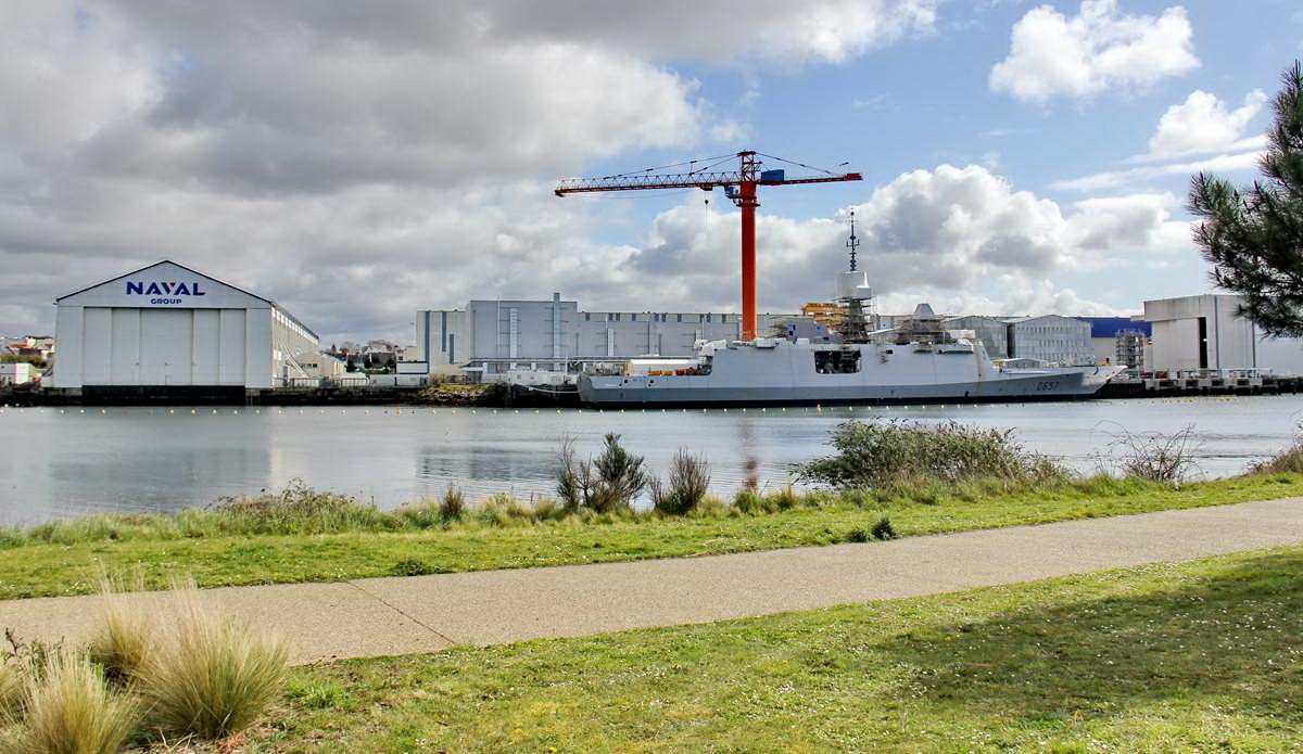 [Les ports militaires de métropole] Port de LORIENT - TOME 1 - Page 25 _cop4169
