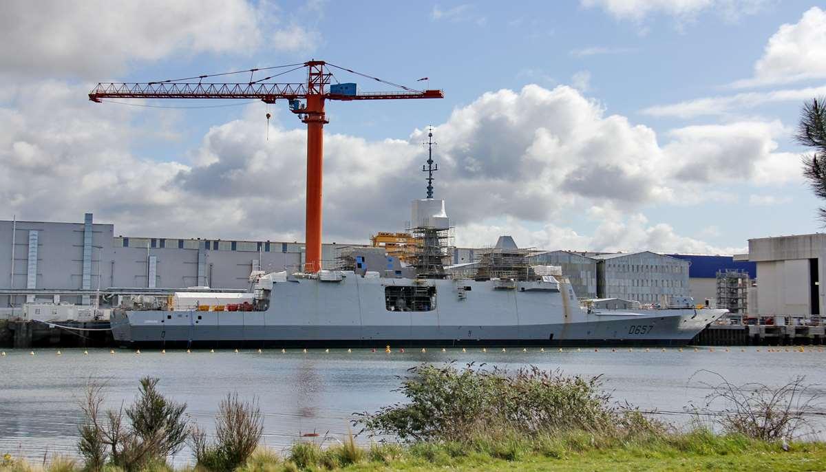 [Les ports militaires de métropole] Port de LORIENT - TOME 1 - Page 25 _cop4170