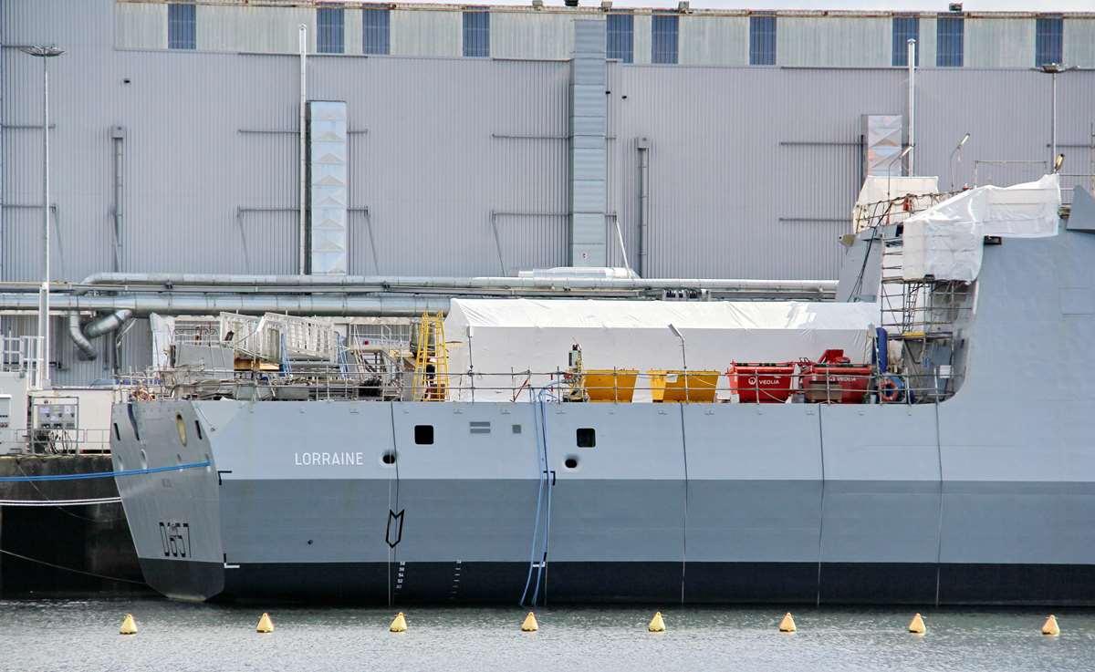 [Les ports militaires de métropole] Port de LORIENT - TOME 1 - Page 25 _cop4171